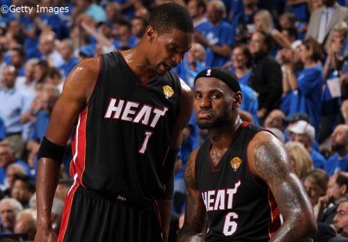 【NBA】クリス・ボッシュがマブスとの2011年ファイナルで起きた「レブロンの異変」について言及