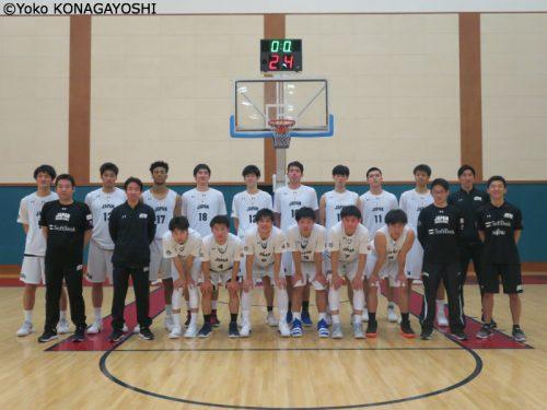 サイズアップを図ったU22男子代表、韓国遠征で5連勝を飾る