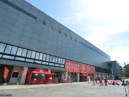 名古屋ダイヤモンドドルフィンズ、ホーム愛知県体育館の愛称が「ドルフィンズアリーナ」に