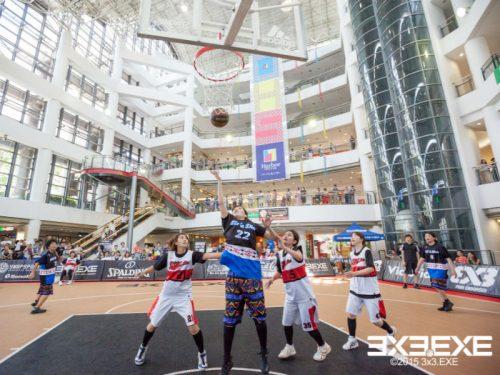 「3×3.EXE PREMIER」が世界初となる女子リーグを設立、7月の開幕に向け参戦チームの公募を開始