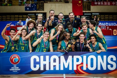 韓国に敗れた日本、U16アジア選手権を6位で終了…豪州が優勝を飾る