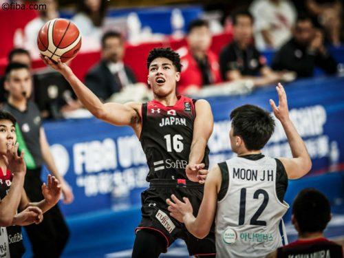 田中力「高校はアメリカです」、15歳の日本代表候補が米留学を明言
