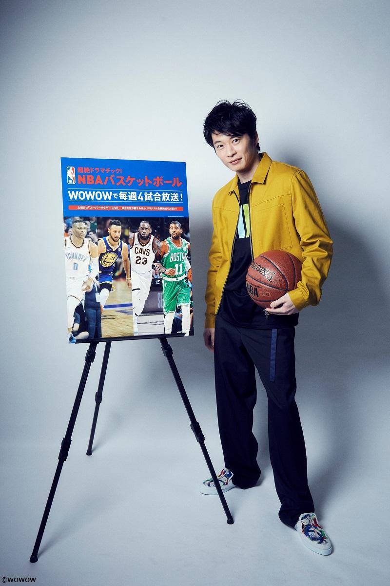 【インタビュー】田中圭さん「プレーオフはすべての面白さが凝縮されたシーズンの集大成!」