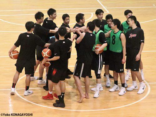 【李相佰盃】ポジションアップを図り、勝利を目指す男子学生選抜