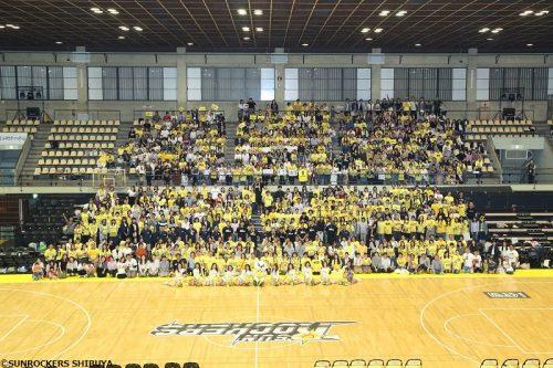 サンロッカーズ渋谷がファン感開催…勝久HC「感謝の気持ちを忘れずに、来季もチャレンジしたい」