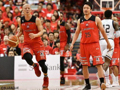 Bリーグ準優勝の千葉ジェッツ、阿部友和と荒尾岳を自由交渉選手リストに掲出