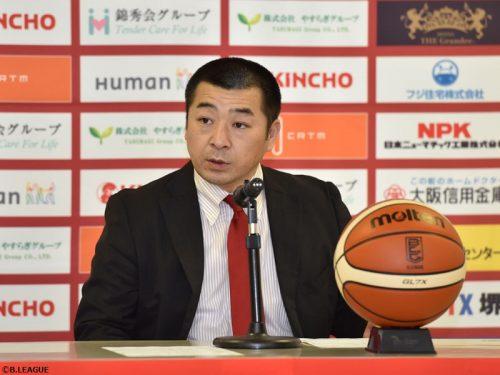仙台89ERS、計4クラブで指揮の桶谷大氏を新HCに招へい…2季契約締結