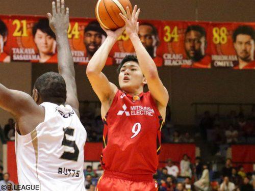 5選手退団の名古屋ダイヤモンドドルフィンズ、安藤周人の残留を発表「悔しい経験を生かす」