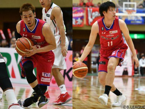 熊本ヴォルターズ、並里祐が契約継続で在籍2季目へ…福田真生との再契約も発表