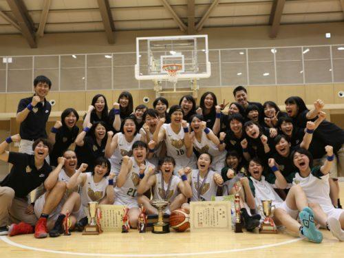 関東大学新人戦、女子は東京医療保健大が3連覇を達成…決勝戦で白鷗大に10点差勝利