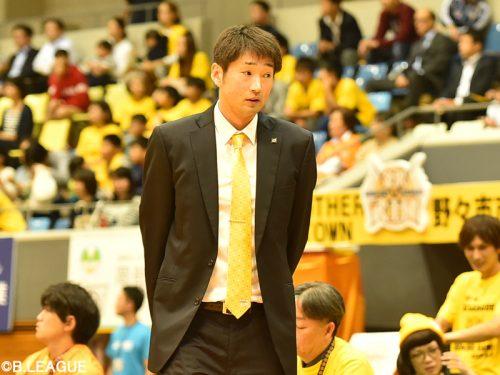 金沢武士団、堀田HCの続投が決定…19-20シーズンまでの2年契約