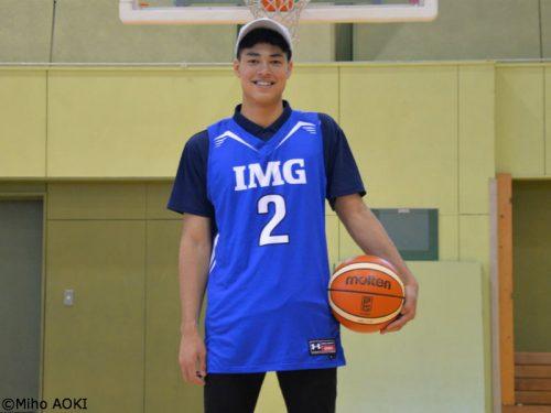 田中力、憧れのNBA入りを目指しIMGアカデミー進学を報告「バスケットを愛しています」