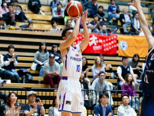 34試合に出場の菊池広明、熊本ヴォルターズ在籍2季目へ「元気と勇気を」
