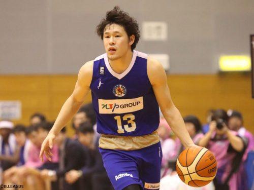 成田正弘がB1の舞台へ、Fイーグルス名古屋から秋田ノーザンハピネッツへ移籍