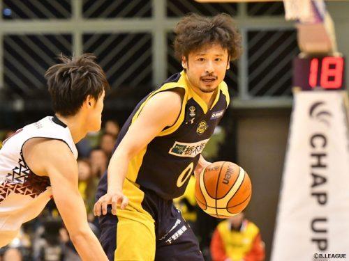 田臥勇太、来季も栃木ブレックスでプレー…在籍11シーズン目に突入