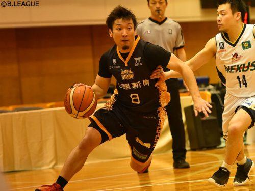 金沢武士団を退団した月野雅人、仙台89ERSと2シーズン契約「全力で闘い続けます」