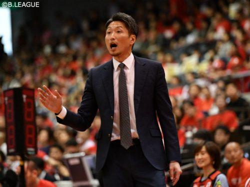 千葉ジェッツが大野篤史HC体制を継続「私たちの目標はB1リーグでの優勝」