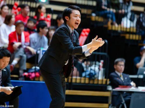 熊本ヴォルターズ、保田HCが契約継続で3季目へ「『B1昇格』の責務を果たす最後の挑戦」