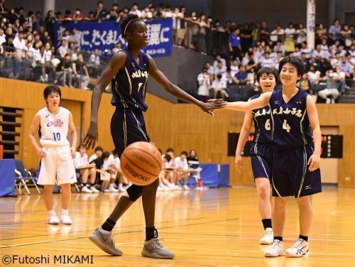 インハイ女子注目校(1)岐阜女子「自慢のディフェンスは健在、連覇へのカギは攻撃力」