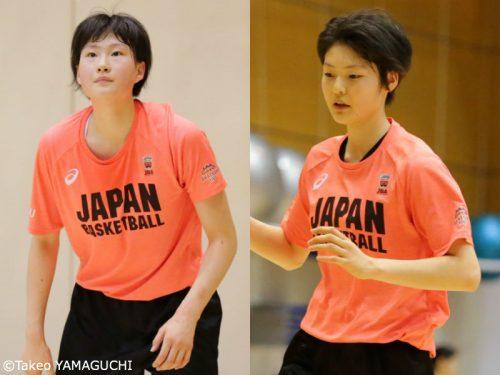 アジア競技大会で初めて実施される3x3、女子代表は奥山理々嘉と今野紀花の高校生が選出
