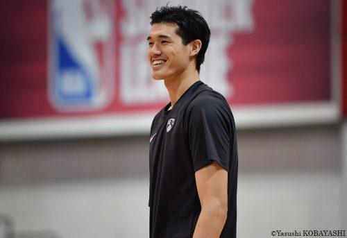 グリズリーズがサマーリーグでネッツの一員として活躍した渡邊雄太と2ウェイ契約!