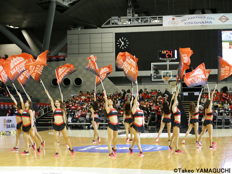 男子日本代表を応援する「AKATSUKI VENUS」、第2期メンバーの募集開始