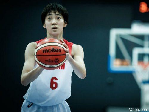 U17女子日本代表、中国を破りベスト8進出…野口さくらが17得点13リバウンドで攻守に活躍