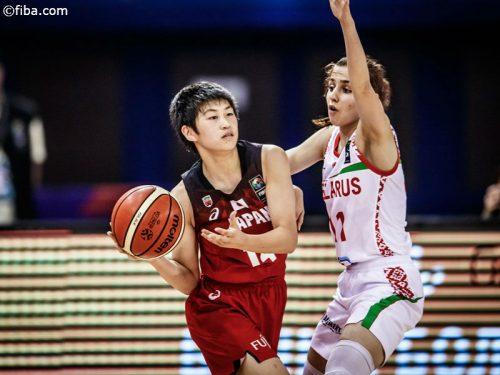 女子U17日本代表、W杯2戦目は開催国ベラルーシに100点ゲームの大勝