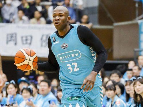 京都ハンナリーズ、マブンガの残留が決定…昨季は平均15.6得点4.1アシストを記録