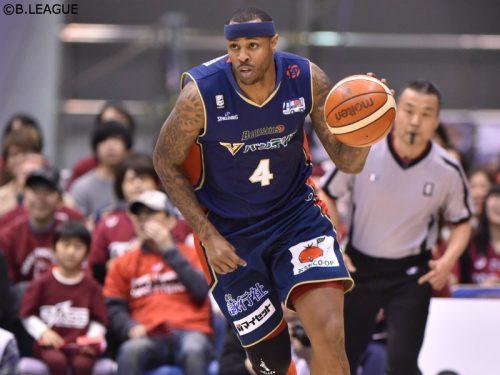 パーマー、日本5クラブ目はバンビシャス奈良に決定「経験をチームにもたらしたい」