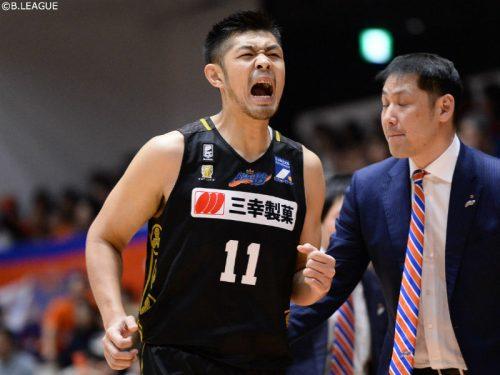 新潟アルビレックスBBが鵜澤潤と選手契約合意、ブースターへ「昨シーズン以上の後押しを」