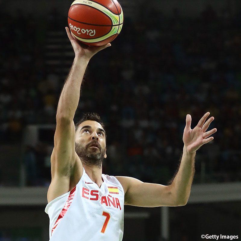 スペインバスケのアイコン、ファ...