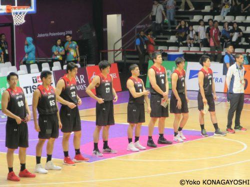 男子代表、フィリピンに大敗…NBA選手のクラークソンに22得点許す