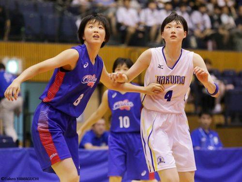 チームに勝利をもたらせなかったことを悔やんだ女子日本代表候補