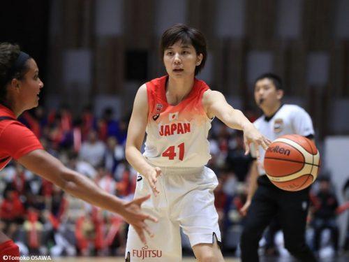 本橋菜子や根本葉瑠乃ら新戦力が台頭…日本、FIBAランク5位のカナダを撃破