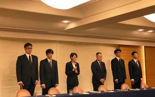 JBAが緊急記者会見開催、JOCより処分を受けた4選手も登壇