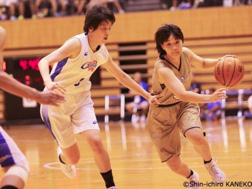 初戦から2試合が延長戦にもつれこむ熱戦、桜花学園は62点差の圧勝/インハイ女子1回戦
