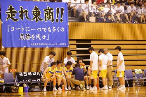 桜花学園戦の完敗は、札幌東商業のキャプテンが抱く夢の後押しとなるか