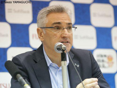 イラン相手に14点差勝利、日本代表のラマスHC「この勝利はファンの方々のおかげ」