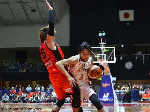 シーズンを思わせる激しく熱い戦いを制した名古屋ダイヤモンドドルフィンズが決勝進出
