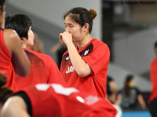 女子日本代表、中国に敗れてベスト8ならず…リスタートを誓う長岡萌映子の涙