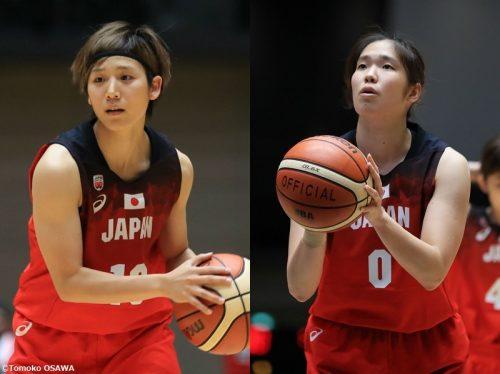 町田瑠唯と長岡萌映子、地元北海道にエール「一刻も早い復興を祈っています」