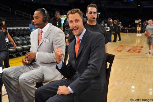NBAキャリア14年を誇るブレント・バリーがスパーズのフロント入り