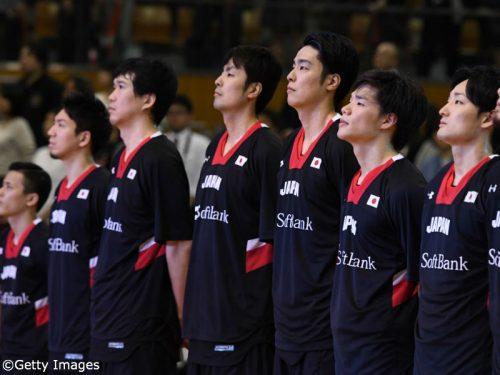 アジア2次予選に臨む男子代表、11月からのホーム連戦は富山市総合体育館での開催が決定