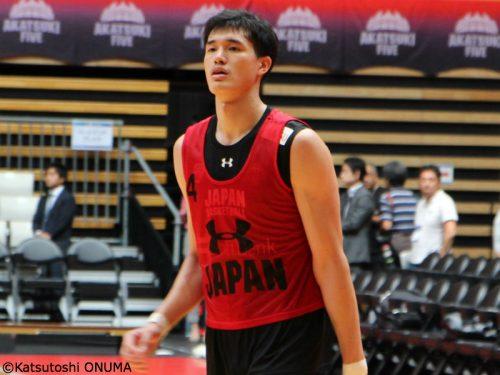 ホームに強豪イランを迎え撃つ男子代表、渡邊雄太「全ての部分で日本を助けるプレーを」