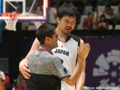アジア大会を指揮したマンドーレ氏、1年出場停止の4名へエール「いつか代表に戻ってきてほしい」