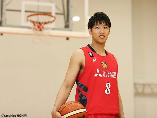 【Bリーグ開幕特集】名古屋ダイヤモンドドルフィンズ③「梶山HCのオフェンシブなバスケットボールを極めます」張本天傑キャプテン