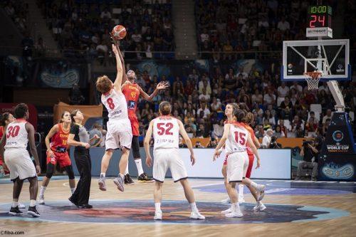 【試合日程・結果】FIBA 女子バスケットボールワールドカップ2018