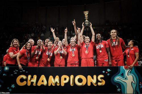 アメリカが圧巻の強さで大会3連覇! スペインはベルギーに雪辱を果たして銅メダル