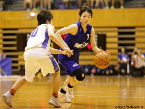 ウインターカップ女子注目選手(4)星杏璃(昭和学院)「2年ぶりの冬舞台に立つエースガード」